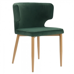 Кресло Berg Martin зеленое