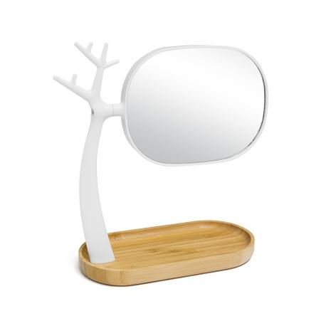 Зеркало косметическое Nature с 3х увеличением, Balvi