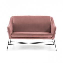 Диван Brida розовый бархат, La Forma (ex Julia Grup)
