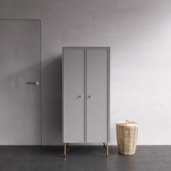 Шкаф Moon темно-серый, BraginDesign