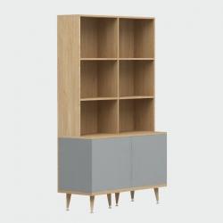Офисный шкаф Woodi