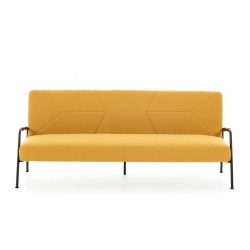 Диван-кровать Neiela желтый, La Forma (ex Julia Grup)