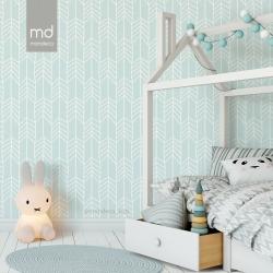 Обои для детской комнаты Стрелы, Mondeco