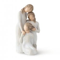 Статуэтка Willow Tree Исцеляющее прикосновение (Our healing touch)