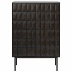 Шкаф для напитков Unique Furniture Latina, 90х45х129 см