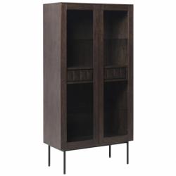 Шкаф для посуды Unique Furniture Latina 94х45х185 см