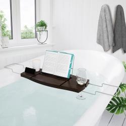 Полка для ванной Aquala орех, Umbra