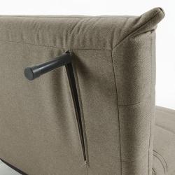 Диван-кровать Ambito 105 см коричневый, La Forma