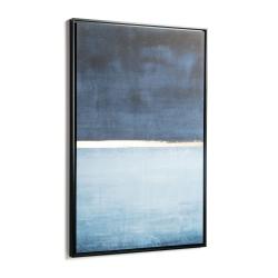 Картина Wrigley синяя 60 x 90 см