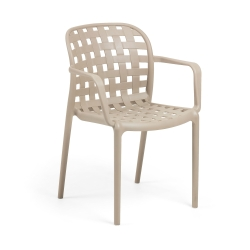 Кресло Onha бежевое, La Forma
