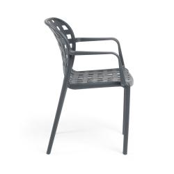 Кресло Onha темно-серое, La Forma
