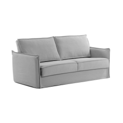 Диван-кровать Samsa 140 см серый, La Forma