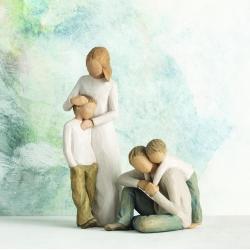 Семейная композиция №33, Willow Tree