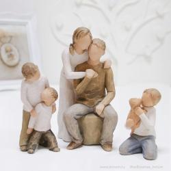 Семейная композиция № 37 Willow Tree