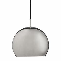 Лампа подвесная Ball D25 см хром, Frandsen