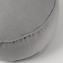 Пуф Maelina Ø 70 см серый, La Forma