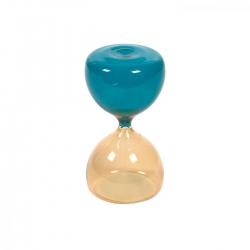 Песочные часы Brandina желто-синие 15 см