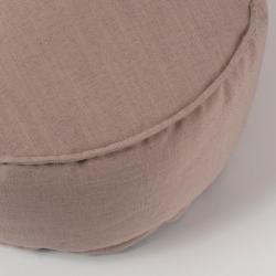 Пуф Maelina Ø 70 см розовый, La Forma