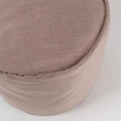 Пуф Maelina розовый 42 см, La Forma