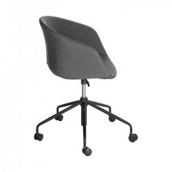 Офисное кресло Yvette темно-серое