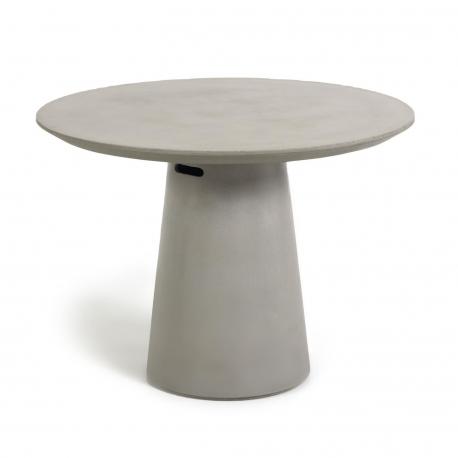Цементный стол Itai 120 см, La Forma