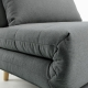 Диван-кровать Ambito 105 темно-серый, La Forma
