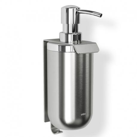 Диспенсер для ванной настенный Junip нержавеющая сталь