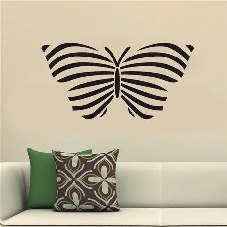 Интерьерная наклейка Бабочка