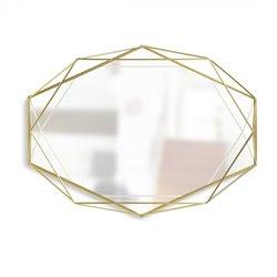 Зеркало Umbra Prisma золотое