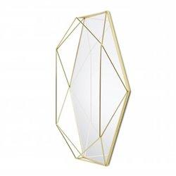 Зеркало Prisma золотое, Umbra
