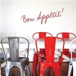 Интерьерная наклейка Bon Appetit