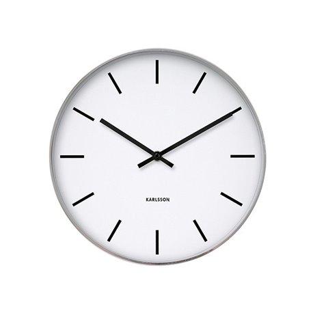 Настенные часы Karlsson Station Classic