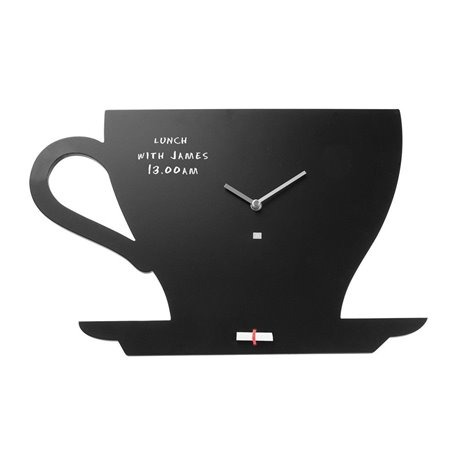 Часы для кухни Present Time Cup of tea