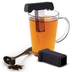 Ситечко для заваривания чая Umbra T Time серое