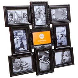 Фоторамка Balvi Frame Magic multiple x9 black