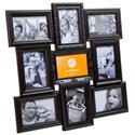 Фоторамка Frame Magic multiple x9 black, Balvi