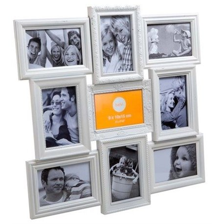 Фоторамка Balvi Frame Magic multiple x9 white