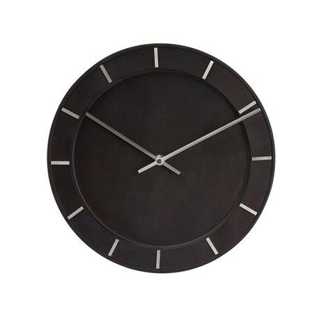 Настенные часы Karlsson Pure Black