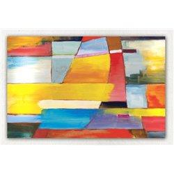 Картина на холсте «Абстракция»
