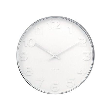 Настенные часы Karlsson Mr. White