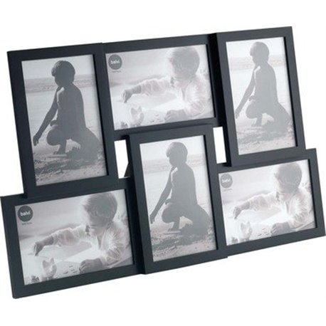 Фоторамка Balvi Frame Isernia multiple black