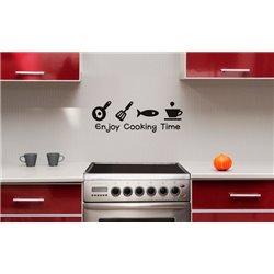 Наклейка на кухню Enjoy
