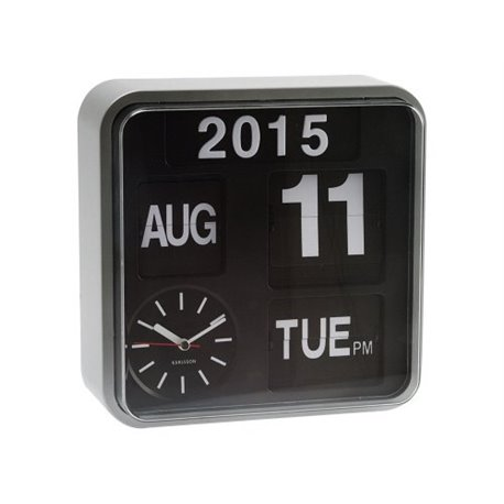 Настенные часы Karlsson Mini Flip