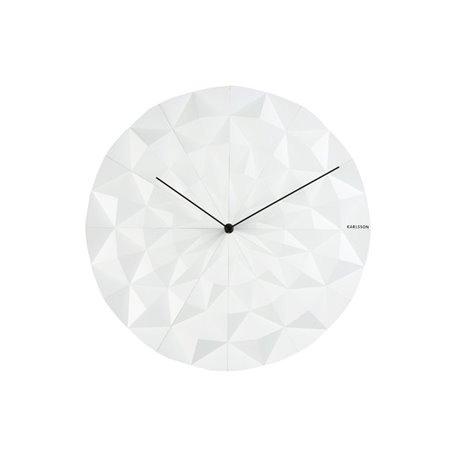 Настенные часы Karlsson Facet