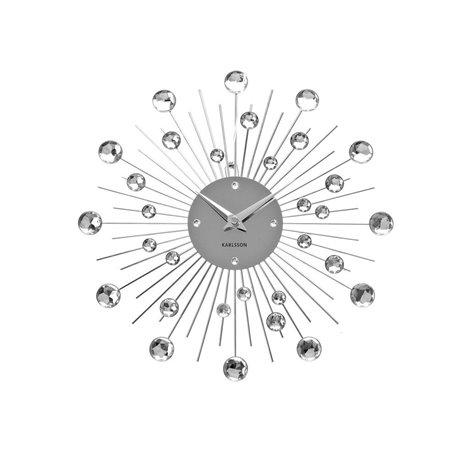 Настенные часы Karlsson Sunburst Large