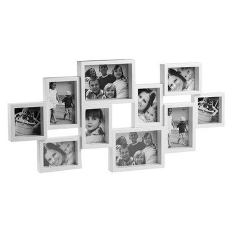 Фоторамка Balvi Frame City multiple x10 white