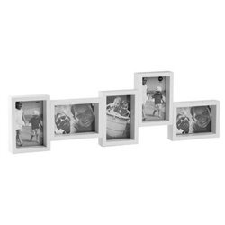 Фоторамка Balvi Frame City 5x 10x15 white