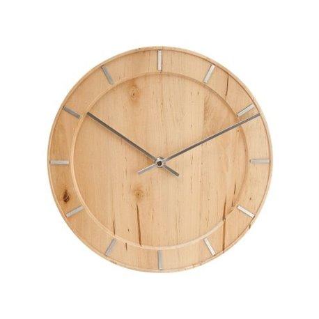 Настенные часы Karlsson Pure Natural