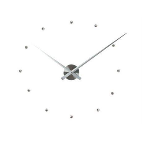 Настенные часы Karlsson Little Big time DIY Bullets XL