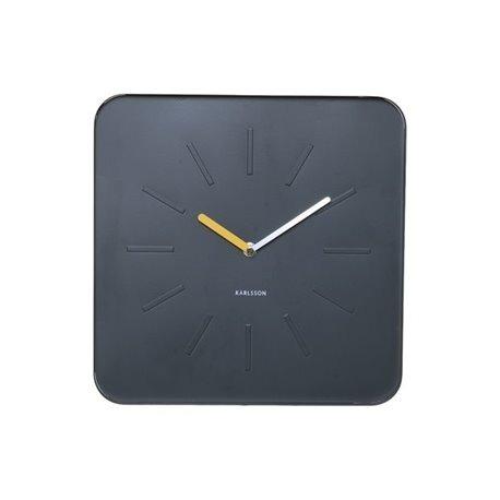 Настенные часы Karlsson Cube